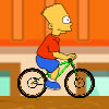 Bart Simpson BMX